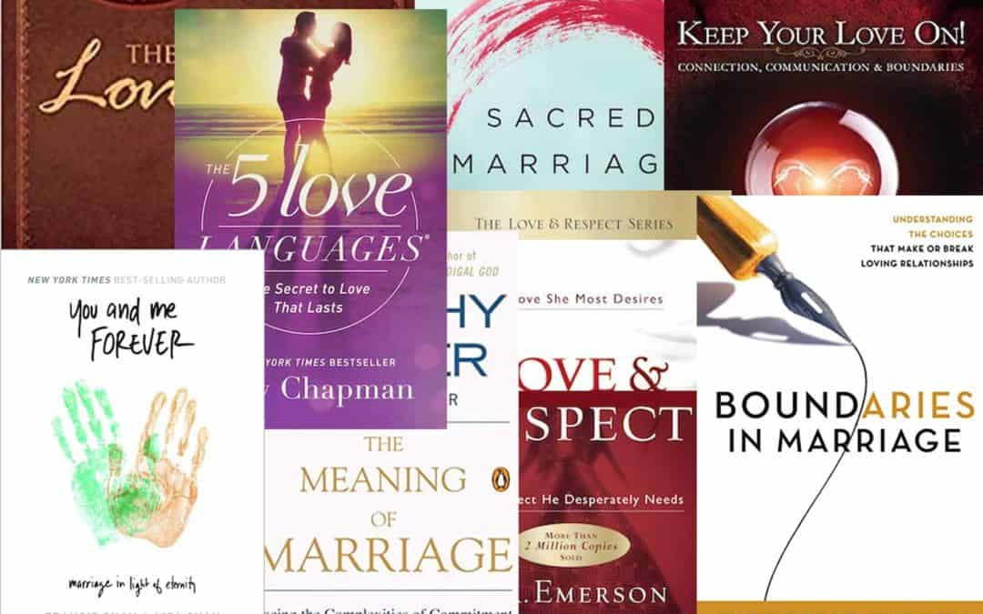 7 Must-Read Christian Marriage Books for Couples